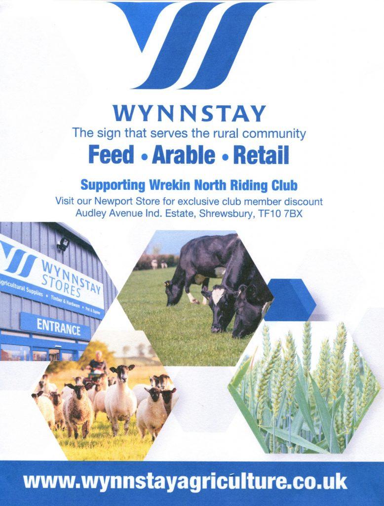 Sponsors & Links | Wrekin North Riding Club